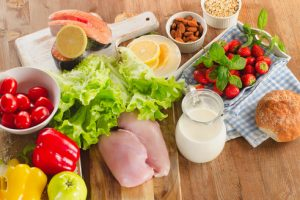 The main goals of nutrition